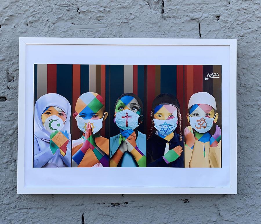 Kobra | Print Coexistência