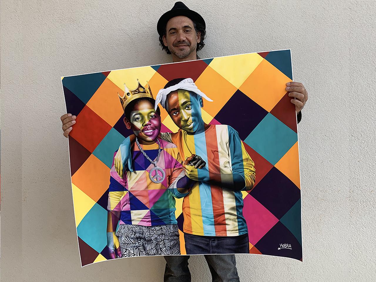 Kobra | Print B.I.G. & Tupac