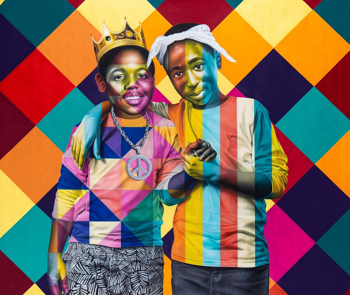 Tupac & Notorious B.I.G., 2019